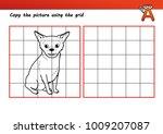 printable drawing worksheet | Shutterstock .eps vector #1009207087