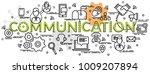 flat colorful design concept... | Shutterstock .eps vector #1009207894
