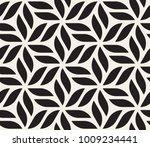 vector seamless pattern. modern ... | Shutterstock .eps vector #1009234441