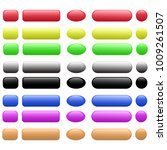 colorful set of web buttons... | Shutterstock .eps vector #1009261507