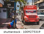 san andres island  colombia _... | Shutterstock . vector #1009275319