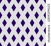 blue diamond shape seamless... | Shutterstock .eps vector #1009299025