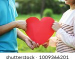 romantic young couple showing...   Shutterstock . vector #1009366201