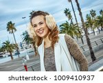 in barcelona for a perfect... | Shutterstock . vector #1009410937