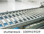 the conveyor chain  and... | Shutterstock . vector #1009419529