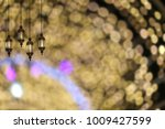 lamps blur background prayer... | Shutterstock . vector #1009427599