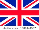 flag of great britain. symbol... | Shutterstock . vector #1009441537