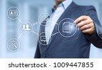 document management data system ... | Shutterstock . vector #1009447855