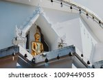 buddha statue used as amulets... | Shutterstock . vector #1009449055