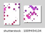 dark pink vector layout for...