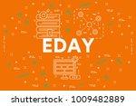 conceptual business... | Shutterstock . vector #1009482889