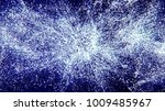 sparkle shinny blue particle... | Shutterstock . vector #1009485967