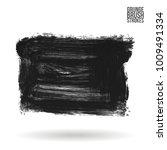 grey brush stroke and texture....   Shutterstock .eps vector #1009491334