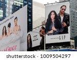 new york  usa   sep 16  2017 ... | Shutterstock . vector #1009504297