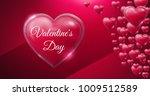 digital composite of valentine... | Shutterstock . vector #1009512589