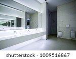 contemporary interior of public ... | Shutterstock . vector #1009516867
