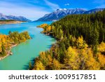 warm september in the mountains ... | Shutterstock . vector #1009517851