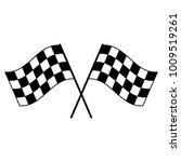 abstract sport symbol | Shutterstock .eps vector #1009519261