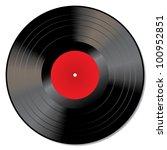 vector illustration of a red... | Shutterstock .eps vector #100952851