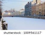 St. Petersburg Winter Scene...