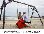 love romantic people | Shutterstock . vector #1009571665