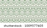 ikat seamless pattern. vector... | Shutterstock .eps vector #1009577605