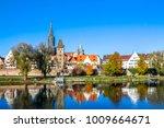 ulm  donau  germany    Shutterstock . vector #1009664671