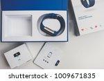 kaunas  lithuania   january 25  ... | Shutterstock . vector #1009671835