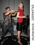 adam saaks and andrea harrison...   Shutterstock . vector #100969765