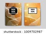 light orange vector banner for...