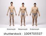 3d rendering   standing male...   Shutterstock . vector #1009705537