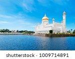 bandar seri begawan bsb  ... | Shutterstock . vector #1009714891