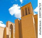 blur in iran the antique  ... | Shutterstock . vector #1009736719