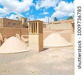 blur in iran the antique  ... | Shutterstock . vector #1009736785