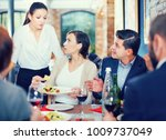 company of people expressing...   Shutterstock . vector #1009737049