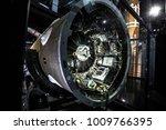 le bourget   paris  france  ... | Shutterstock . vector #1009766395