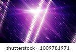 abstract violet bokeh circles.... | Shutterstock . vector #1009781971