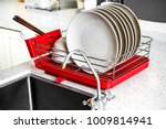 kitchen drain bowl with... | Shutterstock . vector #1009814941