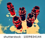 an illustration of a bunch of...   Shutterstock . vector #1009834144
