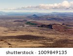 aerial view of iceland | Shutterstock . vector #1009849135