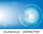 vector communication concept... | Shutterstock .eps vector #1009867909