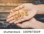cookies are letters that are... | Shutterstock . vector #1009873039