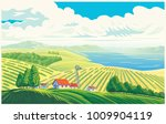Rural Landscape With A...