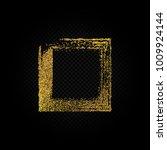 eps 10 vector shiny golden... | Shutterstock .eps vector #1009924144