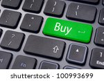 buy or purchase concept, for online shopping or stock market investment concepts. - stock photo