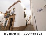 Small photo of Niebla is a walled village in Huelva province Andalusia Spain