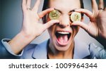 close up portrait fashioned...   Shutterstock . vector #1009964344