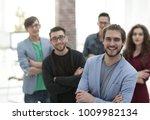 successful designer in the... | Shutterstock . vector #1009982134
