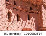 manitou springs  co usa   circa ... | Shutterstock . vector #1010083519