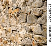stone background  texture of... | Shutterstock . vector #1010138725